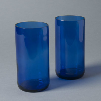 Blue Tumblers by Blue Moon Bottles