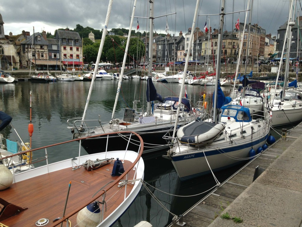 Honfleur France 2015 Taken with iPhone 5