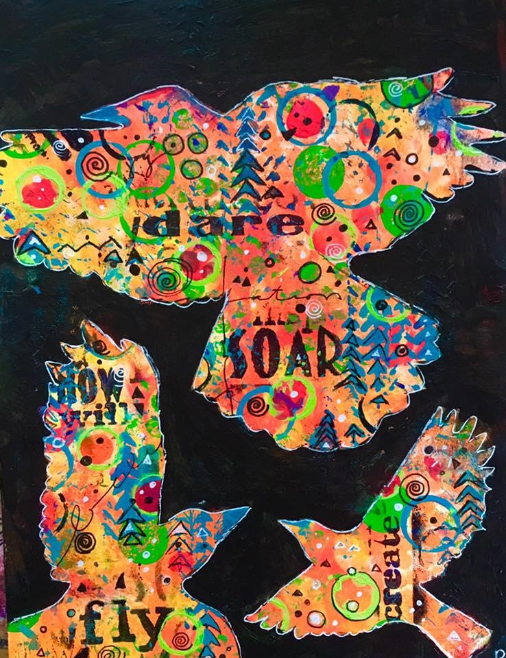 Original Artwork By Barbara Fisher