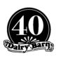 Forty Years logo