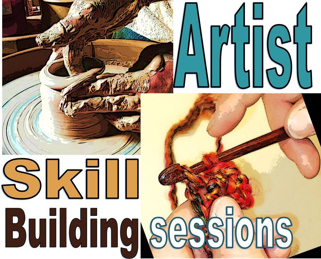 Artist Skill Building Workshops