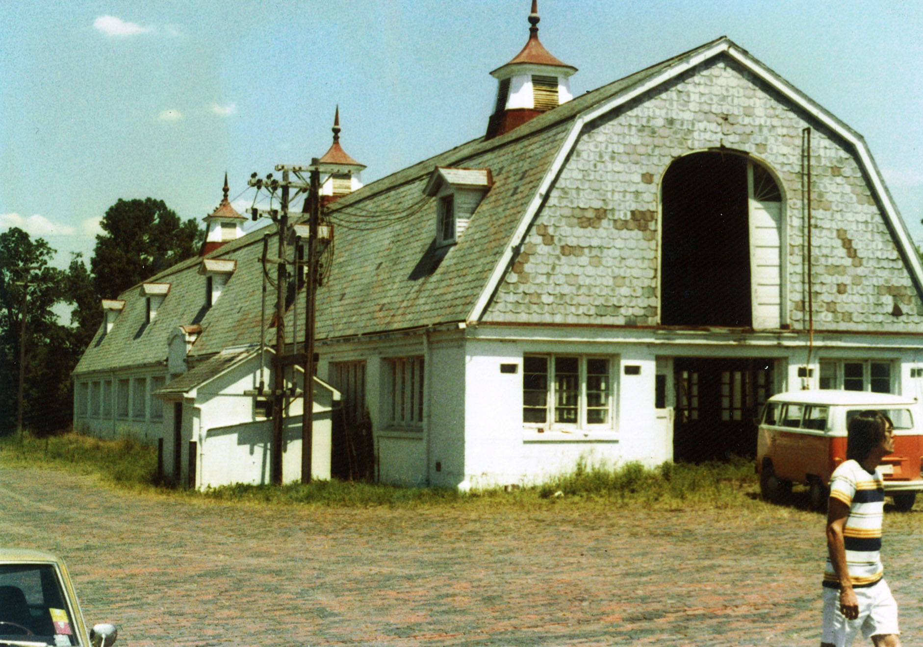 History Of The Barn