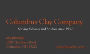 columbus clay logo