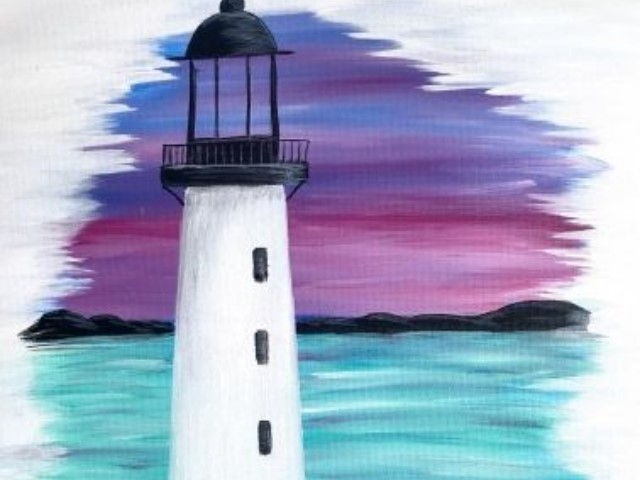 Easy Acrylic Paintings Ideas For Beginners Feature Image The Dairy Barn Arts Center
