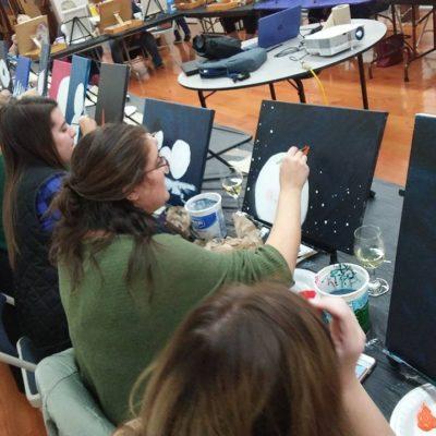 Painting Workshops