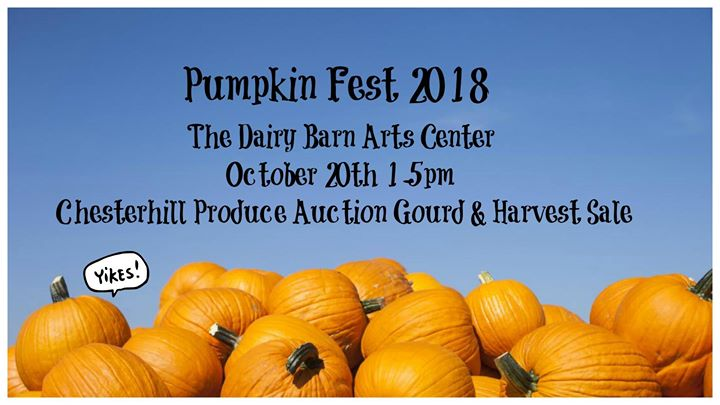 Calling all volunteers! Pumpkin Fest 2018 is searching for the last few volunteers needed for the event. Please message us to sign up!